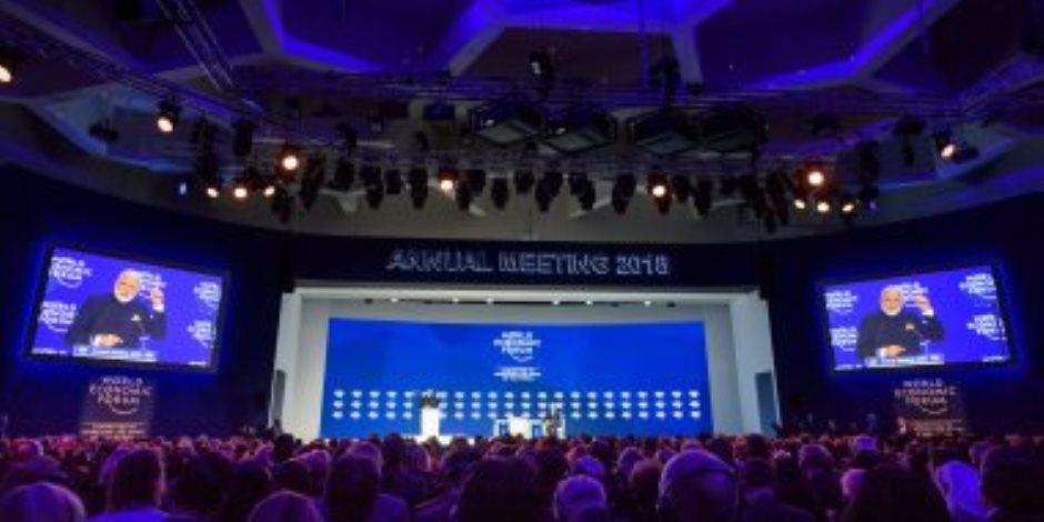"""رئيس المنتدى الاقتصادى العالمى """"دافوس"""": مصر من أسرع الاقتصادات نموًا فى العالم"""