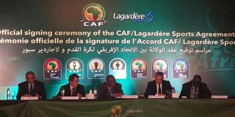 مصر تحمى حقوق «شعوب أفريقيا» وتنجح في إجبار «الكاف» على تطهير نفسه