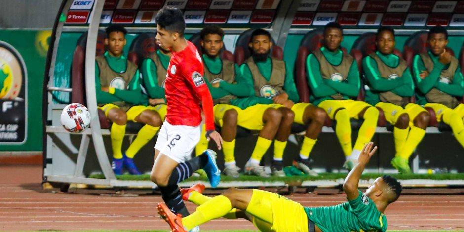 فى ليلة الصعود لاولمبياد طوكيو.. عمار حمدى يحصل على لقب رجل مباراة مصر وجنوب أفريقيا