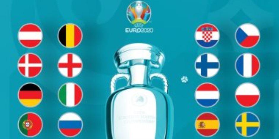 حصاد يورو 2020.. 11 منتخبا يتأهلون: بلجيكا وهولندا بالعلامة الكاملة وصعود تاريخي للنمسا