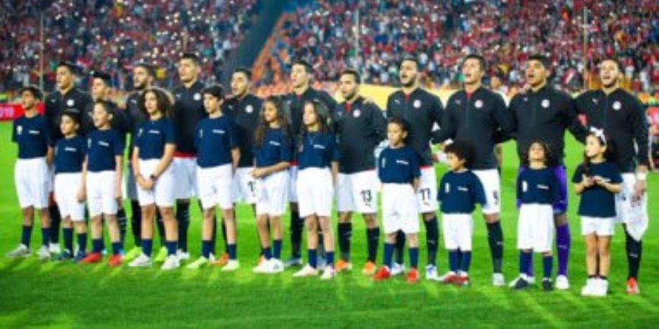 انطلاق مباراة المنتخب الأولمبى وكوت ديفوار فى نهائى أمم أفريقيا