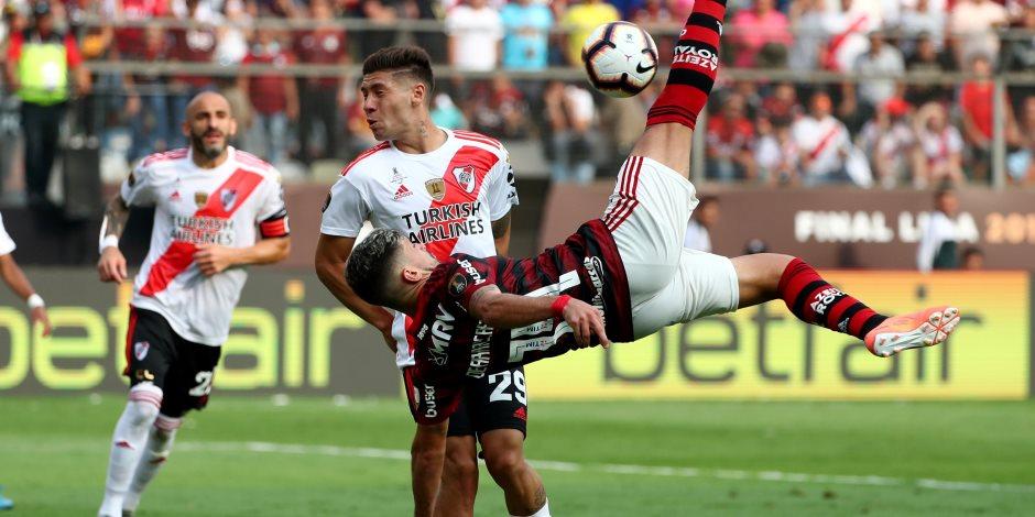 للمرة الثانية في تاريخه.. فلامنجو يتوج بكأس ليبرتادوريس