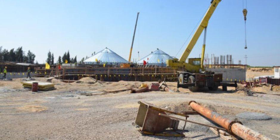 بتكلفة 200 مليون جنيه.. مشروعات جديدة لأهالي أبوصوير بالإسماعيلية (صور)