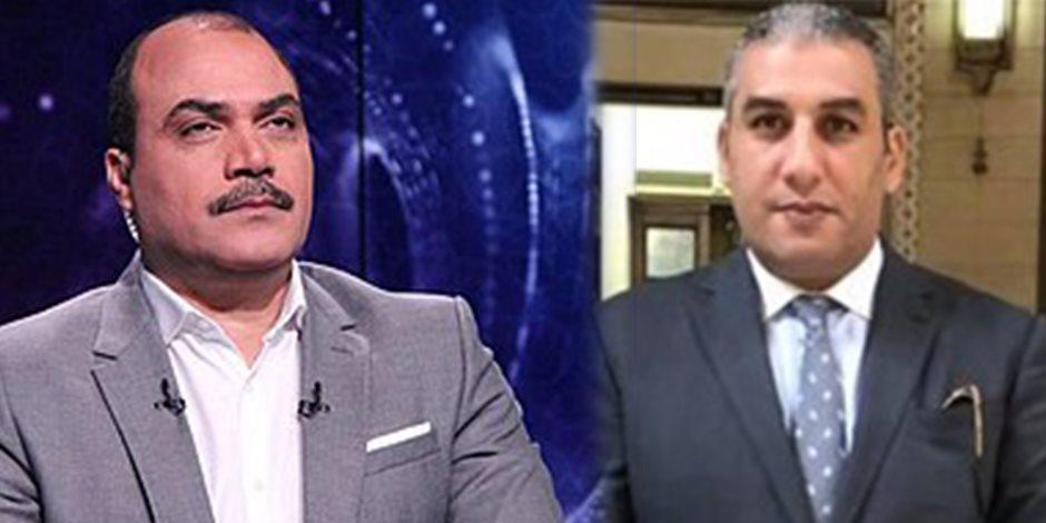 بعد تهديده شخصيات عامة بالقتل.. محمد الباز سيتقدم ببلاغ للنائب العام ضد «البحقيرى»