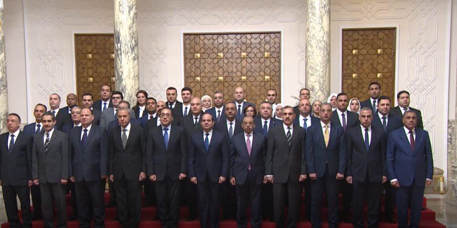 حاجة تفرح.. 23 نائب محافظ من الشباب بينهم 8 بالبرنامج الرئاسي