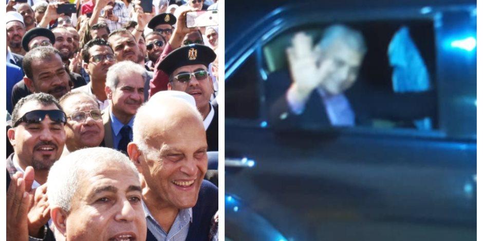 """""""أحدهم لم يغادر والأخر عمل باي باي للكاميرا"""".. أبرز ردود أفعال المحافظين بعد إعلان حركة التغيير"""