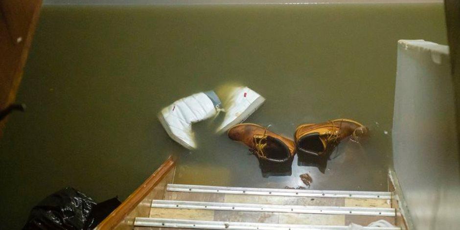 «نيويورك» تغرق في مياه الصرف الصحي.. التفاصيل الكاملة