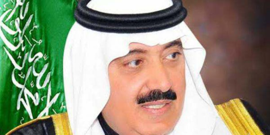 السعودية تعلن وفاة الأمير متعب بن عبد العزيز