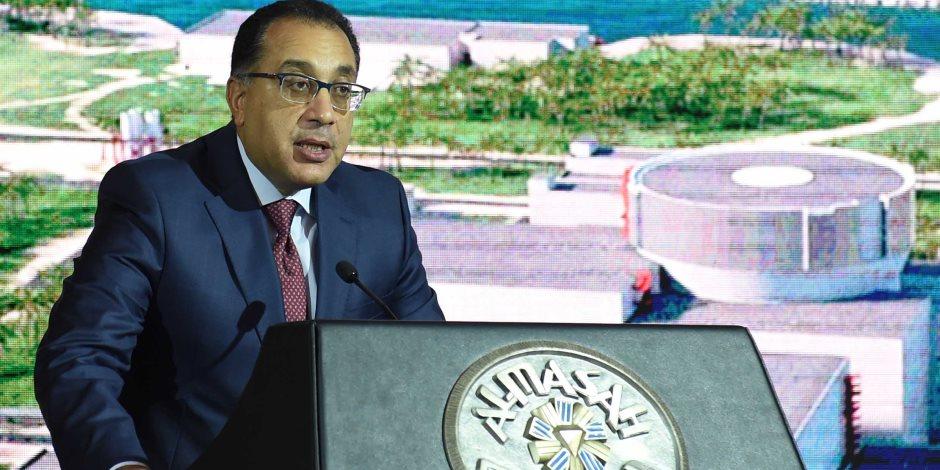 رئيس الوزراء يؤكد أهمية نتائج التعداد الاقتصادى لصانع القرار