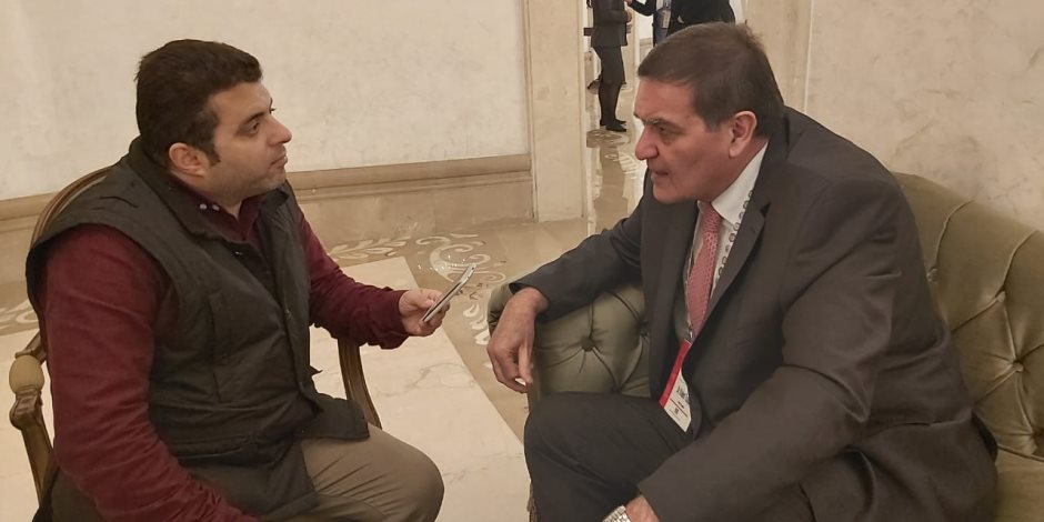 رئيس هيئة الطاقة الذرية الأردنية: الربط الكهربائي مع مصر بمثابة الرئة للكهرباء في الأردن
