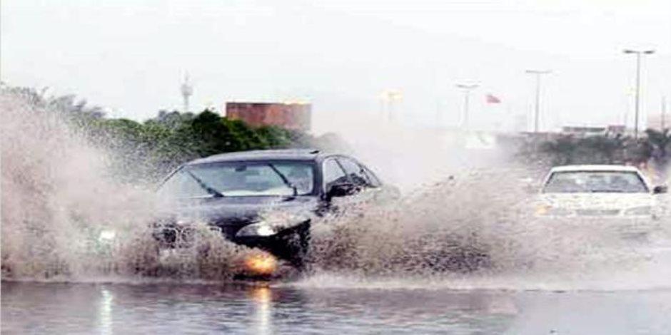 طقس الخليج.. أمطار رعدية في السعودية وغائم بالإمارات والبحرين
