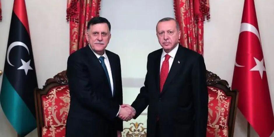 كشفتها صحيفة ألمانية.. «اتفاقية أردوغان- السراج» تشعل التوتر مع أوروبا