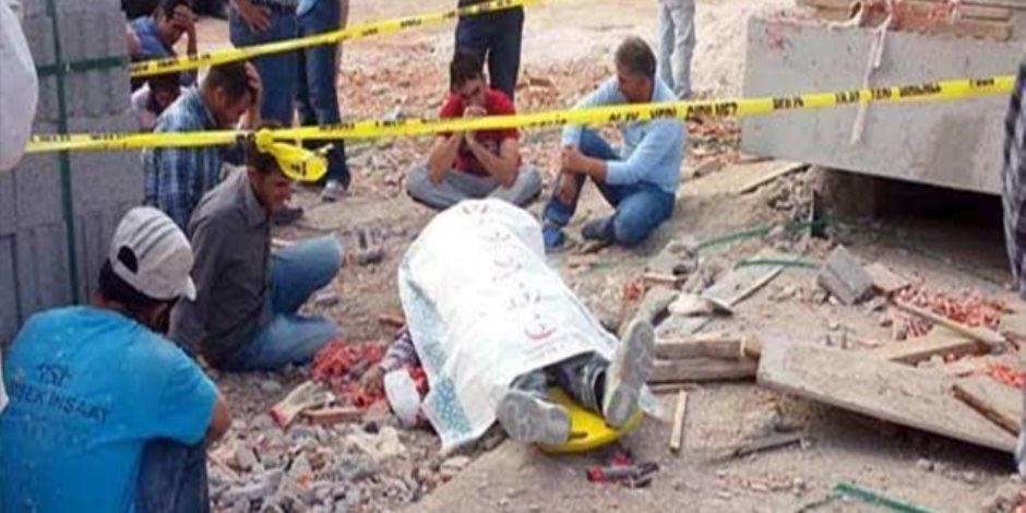 خلال 11 شهرا فقط.. وفاة 1606 شخصا بحوادث عمل في تركيا