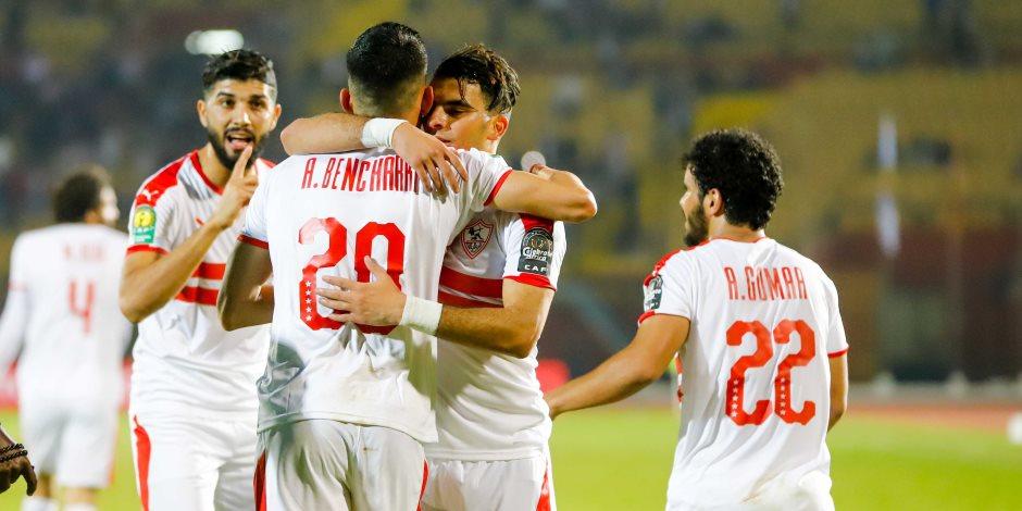 الزمالك يتأهل لدور ربع نهائي أبطال إفريقيا بعد تعادل زيسكو مع أول أغسطس