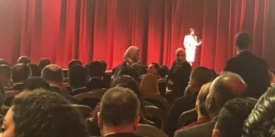 «ماريتا وغالية بنعلي» على مسرح منتدى شباب العالم بشرم الشيخ