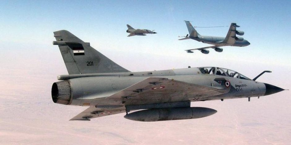 مصر تتفوق على تركيا فى قائمة أقوى 10 أسلحة جوية حول العالم
