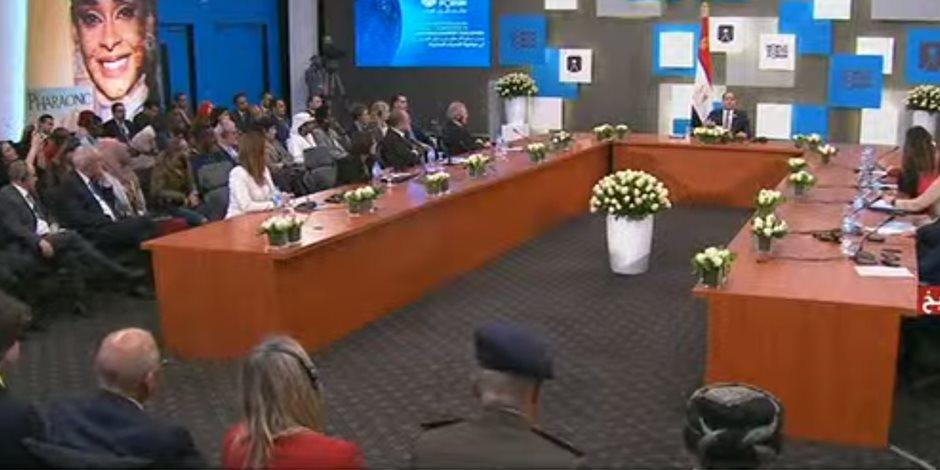 منتدى شباب العالم.. نموذج محاكاة الاتحاد من أجل المتوسط يصوت بالإجماع على قرار بالتصدي للتغير المناخي