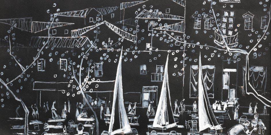 3 فنانين مصريين.. «دار بونهامز» تبيع لوحات نجوم أم الدنيا في لندن (صور)