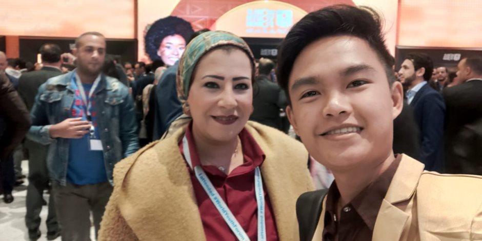 من ميانمار..  تروكان: شعرت بالأمان في مصر.. ومنتدى شباب العالم تجربة فريدة