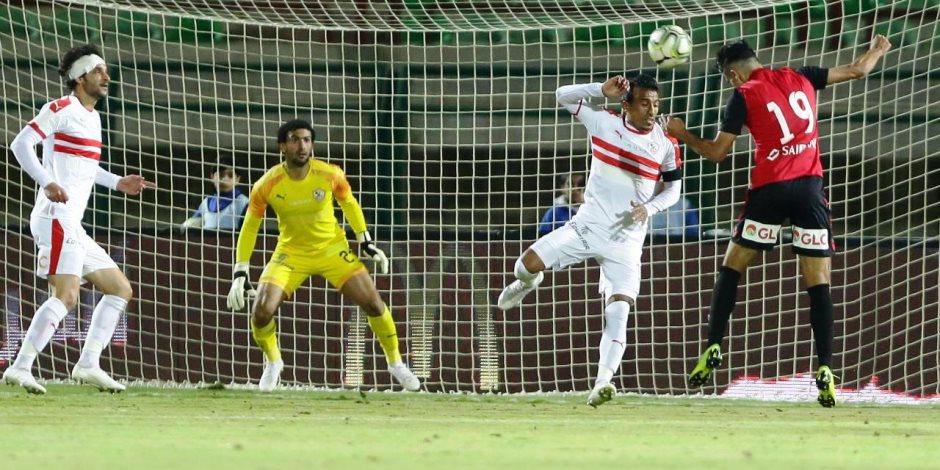 طلائع الجيش يطيح بالزمالك من كأس مصر بثلاثية ويتأهل إلى النهائى