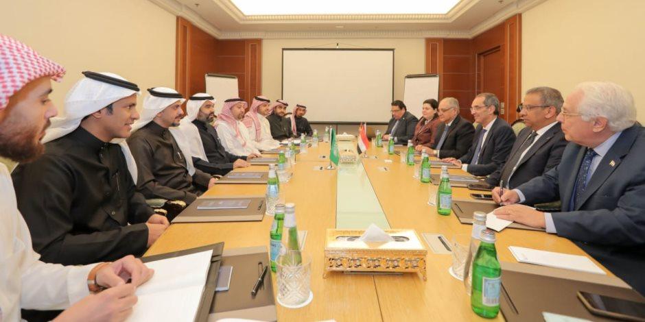 مصر والسعودية.. مذكرات تعاون جديدة في مجالات الاتصالات وتكنولوجيا المعلومات