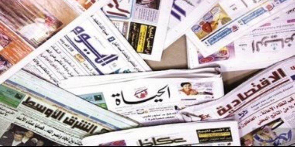 """ماذا يقول كتاب صحف الخليج؟.. """"الحارثي"""" يتحدث عن تطوير منظومة القضاء في السعودية"""