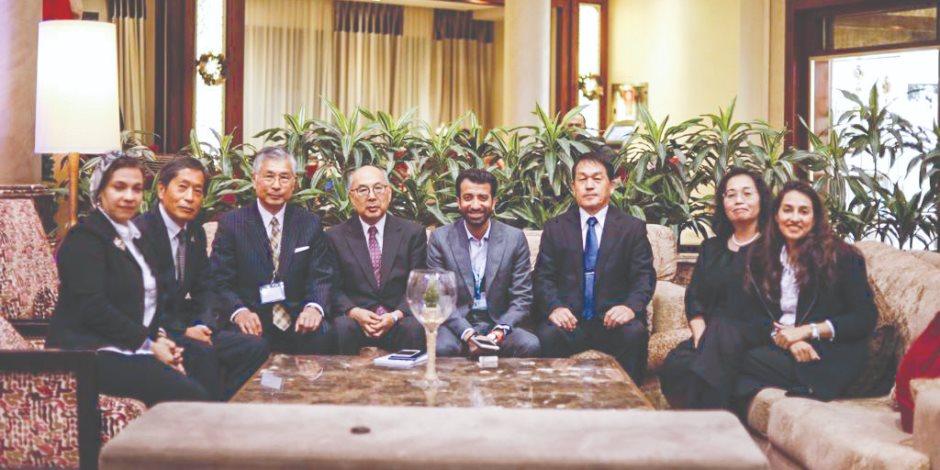 مشرفو المدارس اليابانية في مصر لـ«صوت الأمة»: الرئيس السيسي قال لنا «لو فى مشكلة تعالوا لى وهنحلهالكم فورا»