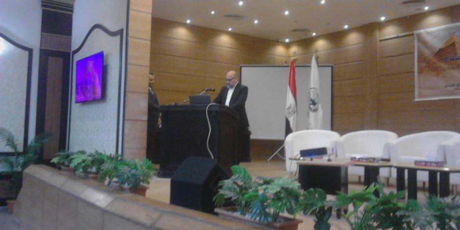 قيادة أوروبية: السيسي يزرع السلام واستقرار الدول ما جعل مصر فى اهتمام أوروبا (صور)