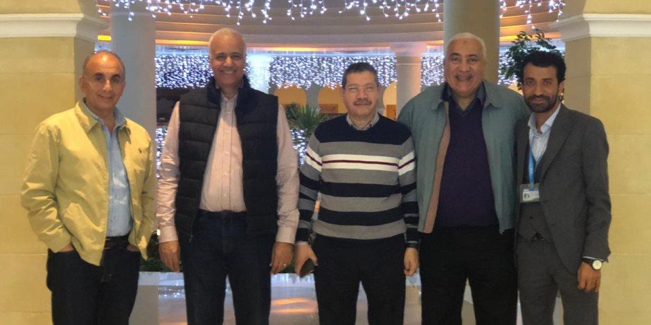 """رئيس جامعة الأسكندرية يكشف لـ""""صوت الأمة"""" تفاصيل نظام التعليم المدمج"""