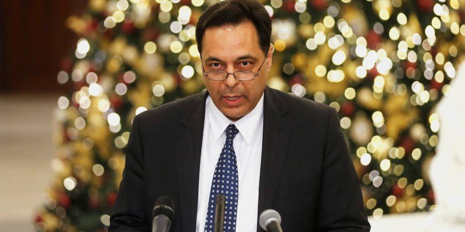 رئيس الوزراء اللبنانى: هناك جهات تستهدف الحكومة لمنعها من كشف الفساد