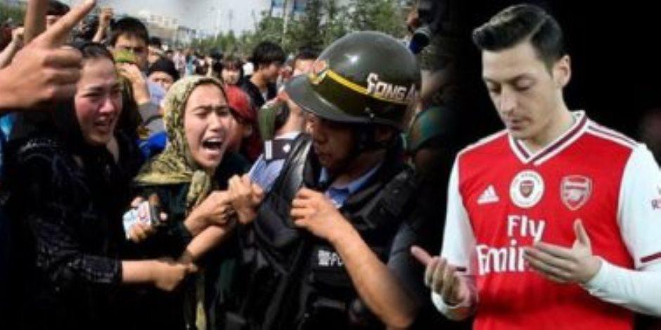 أنقرة تبحث وقف تنفيذ طريق الحرير.. هل تقف تركيا وراء صناعة فيديوهات مسلمي «الإيجور»؟