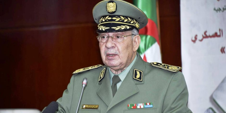 وفاة رئيس أركان الجيش الجزائرى أحمد قايد صالح