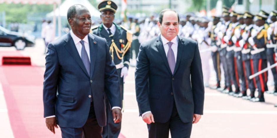 2019 عام النجاحات المصرية في إفريقيا.. القارة السمراء تعود لأحضان القاهرة