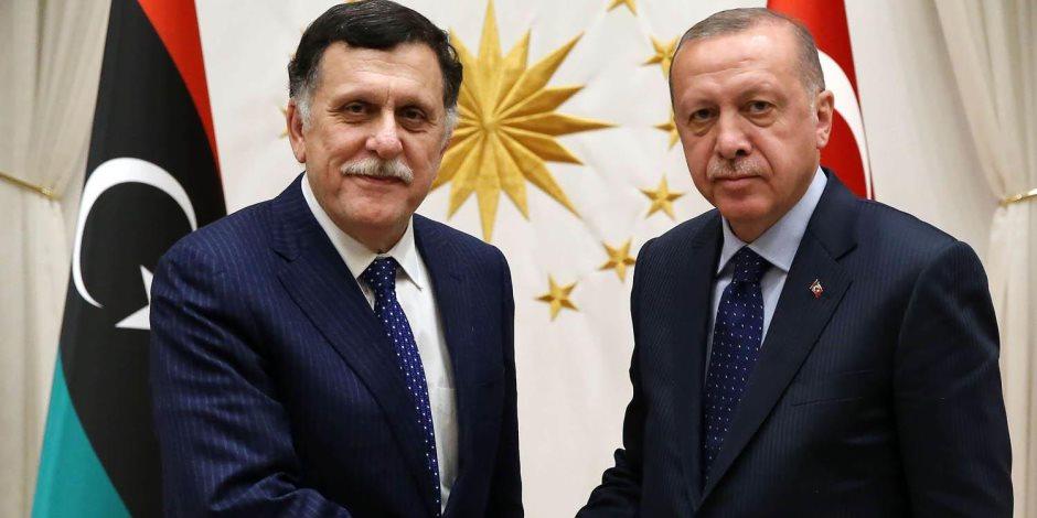 تدخل أردوغان في ليبيا يشعل حرب داخلية بين قادة الجيش التركي