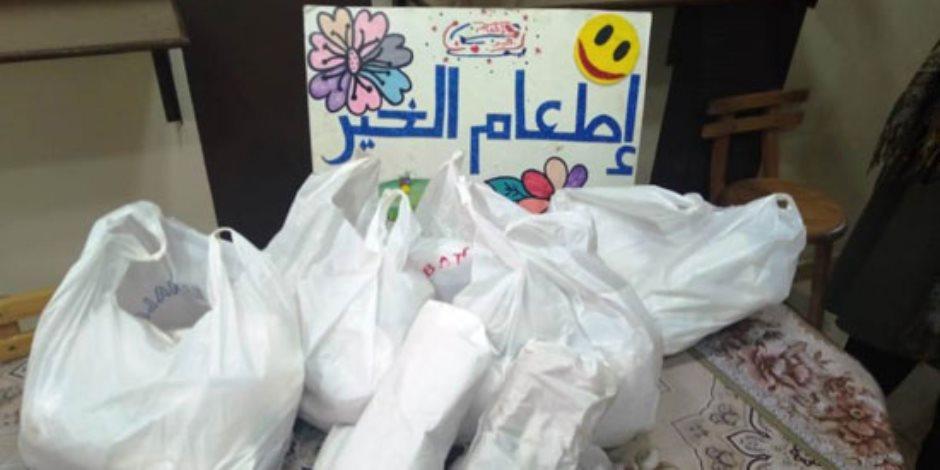 «إطعام الخير».. مشروع شبابي لتقديم الأغذية للفقراء والمسافرين بطنطا (صور)