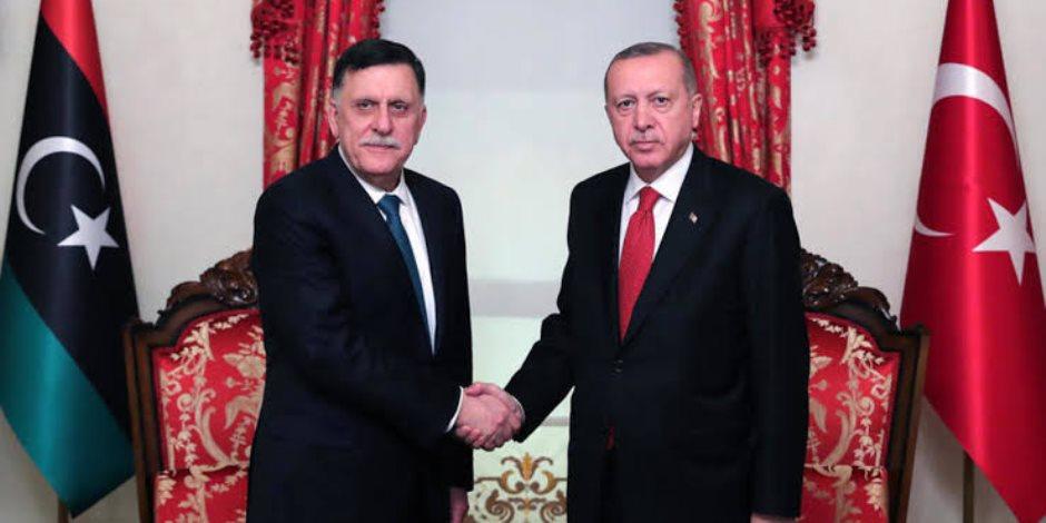 حزب «فورتسا إيطاليا» يحذر من مخطط أردوغان في ليبيا: يدفع الأزمة نحو مزيد من التصعيد