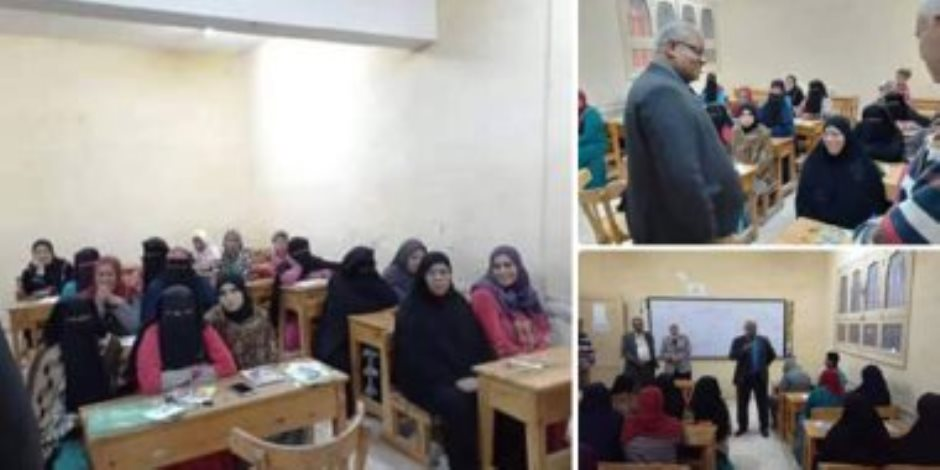 عروس البحر الأبيض المتوسط تستهدف الأمية.. جامعة الإسكندرية تطلق مبادرة لتعليم الكبار