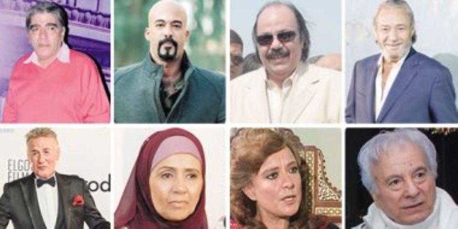 نجوم افتقدهم الجمهور.. رحلو في 2019 وما زالوا متوهجين