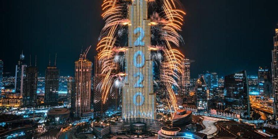 الإمارات تحتفل بمرور 10 أعوام على تدشين برج خليفة