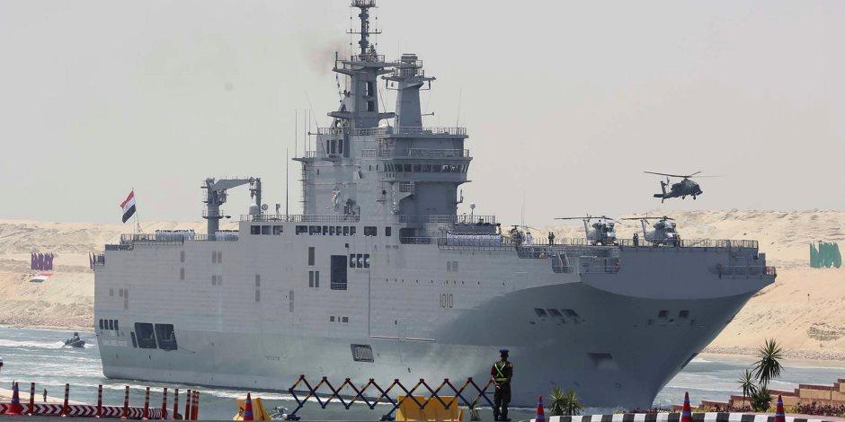 قائد القوات البحرية: لدينا سيناريوهات لحماية مصالحنا وأولادنا يتدربون على ذلك