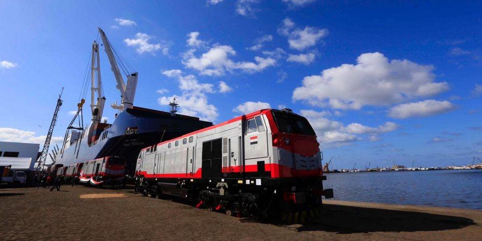 تدخل الخدمة في عيد الأضحى.. 8 معلومات عن العربات الجديدة للقطارات الروسية