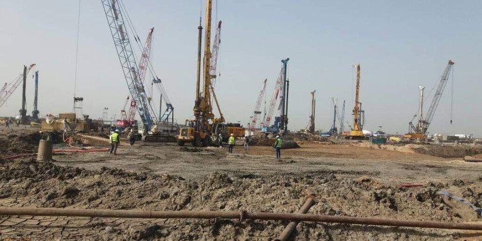 في بورسعيد.. إنشاء أكبر محطة معالجة مياه صرف صحي من نوعها (صور)