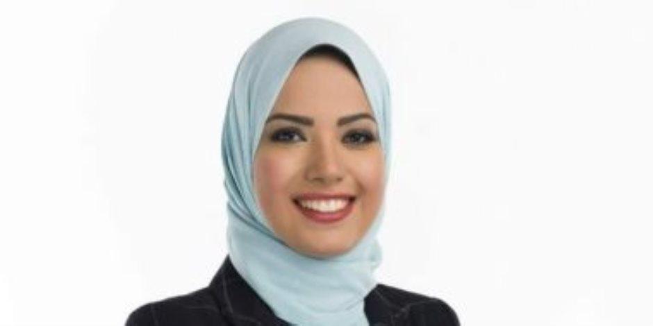 """أية عبد الرحمن : """"نداء مصر"""" كيان مجهول لا يعرف أدبيات الممارسات السياسية"""