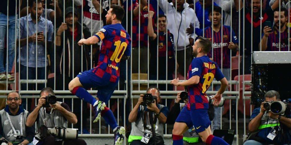 ميسي يثير مخاوف جماهير برشلونة قبل موقعة أتليتكو: العقم التهديفي يضرب البرغوث