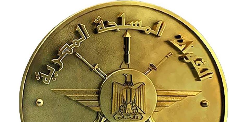 القوات المسلحة تنفذ دورية للقضاء على الزراعات المخدرة بجنوب سيناء