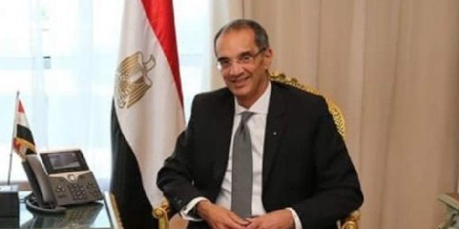 الشركة المصرية للاتصالات ترفع الاستعداد لمتابعة انتظام خدماتها خلال الطقس السيء
