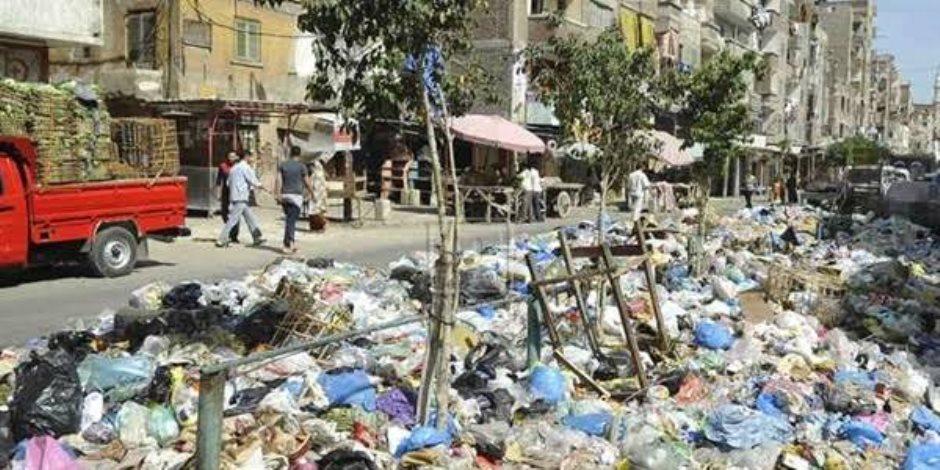 جنيهان شهريًا للمنازل و30 جنيه للمحال التجارية..  تعرف على خطة الحكومة لمواجهة ظاهرة القمامة