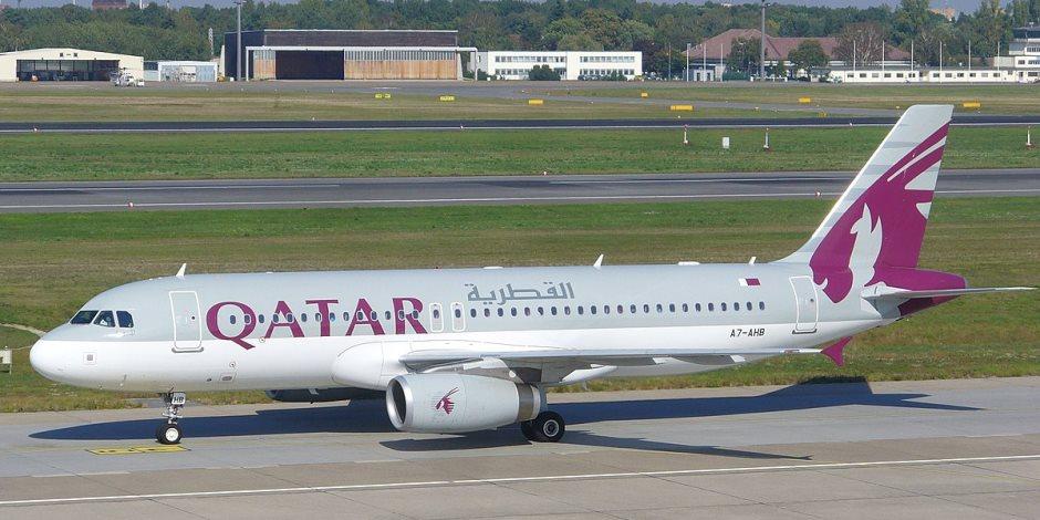 لم تكن الأولى ولن تكون الأخيرة ..مشاكل فنية بطائرة الخطوط القطرية تمنع هبوطها بمطار الدوحة