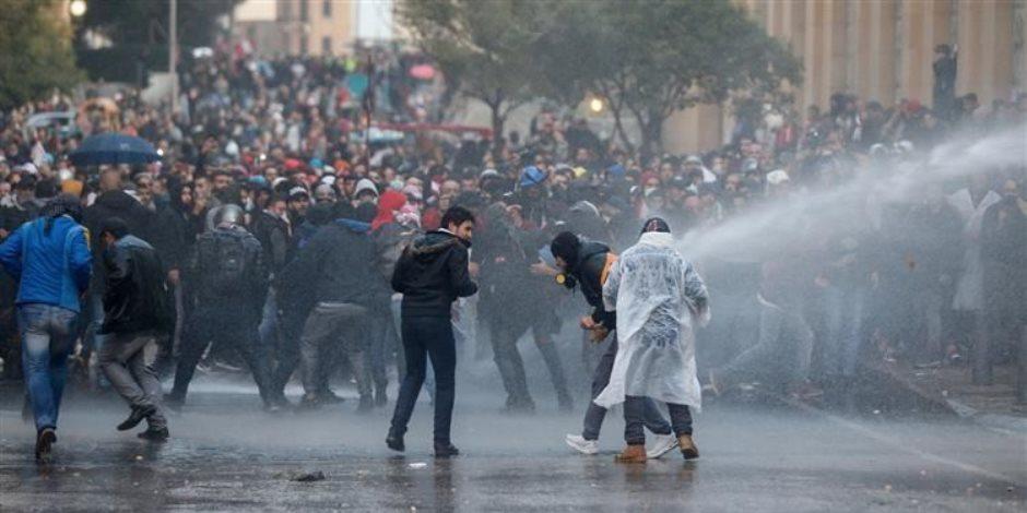 الجيش اللبنانى ينفذ انتشارا واسعا داخل بيروت وقوى الأمن تبدأ فى فرض سيطرتها