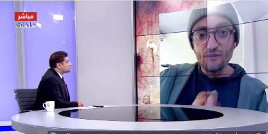 وائل غنيم لمذيع قناة مكملين: لو راجل قول على الهوا اسم ضابط المخابرات التركي اللي مشغلكم؟
